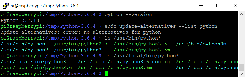 FindingPythonExecutable