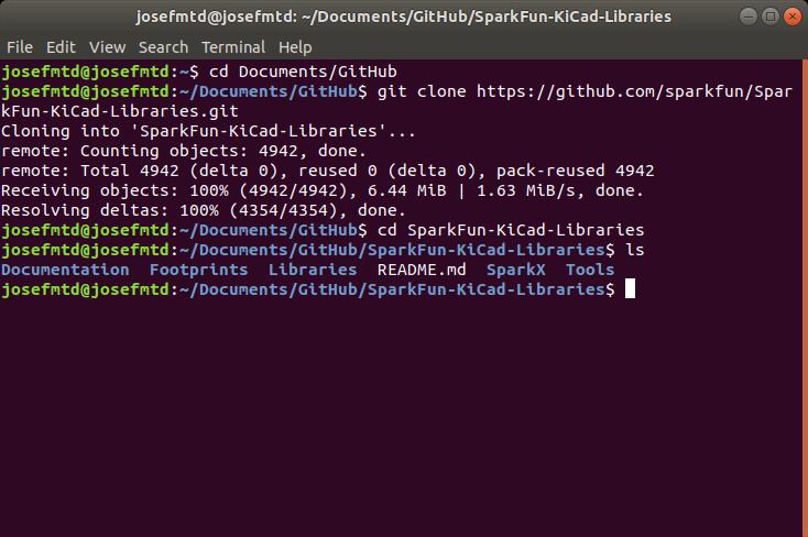 Adding Github Libraries In Kicad English Josef Matondang
